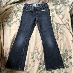 Old Navy Bootcut stretch girls 8 jeans